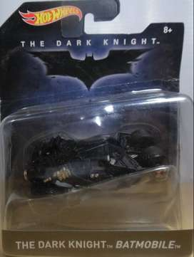 BATMOVIL THE DARK KNIGHT