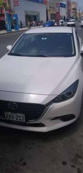 Mazda 3 bien conservado como nuevo full el encendido es con botón no llave