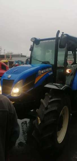 Tractor TD100D
