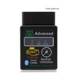 Escaner Bluetooth ELM327 OBD2 OBDII