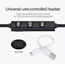 Audífonos Bluetooth 4.1 Deportivos Inalambricos Universal