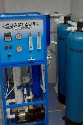 Montajes de Fabricas de Agua