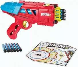 Arma boomco usada