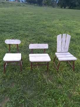 Liquidación sillas ratonas. Varios modelos