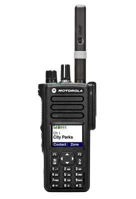 Radio Portatil Digital Motorola DGP8550