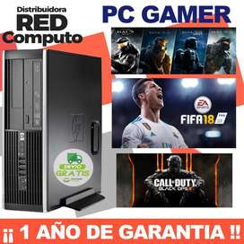 CPU GAMERRam 8gbDisco 1teraGrafica2gb