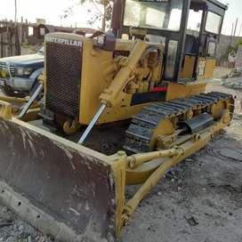 Tractor de oruga D6