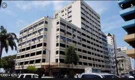 Se vende departamento centro Gye solo contado $65000