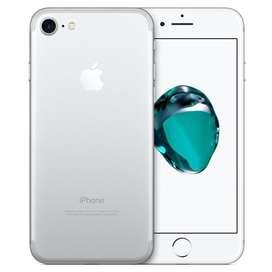 Vendo IPhone 7 10/10 con caja y audífonos sin usar