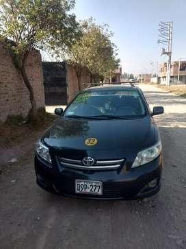 Vendo Toyota Corolla