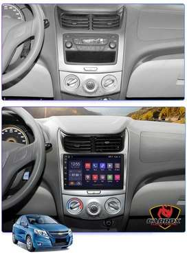 CHEVROLET SAIL 2011 2018 WIFI ANDROID AUTORADIO BLUETOOTH 9 PULGADAS
