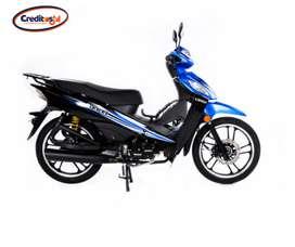 Moto cabalito Loncin LX110-4III (2021)