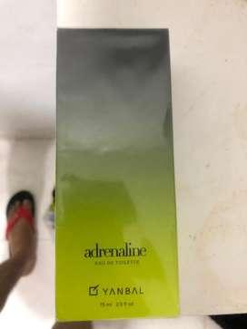 Se vende perfume de yambal adrenaline precio