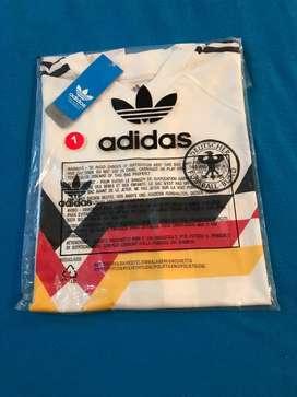 Camiseta alemana retro Alemania M L
