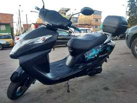 Honda elite + 2015 125CC