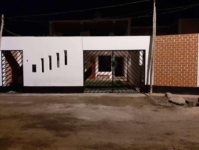 Hospedaje Bungalow Casa de campo cerca a Lunahuana (zona de Pacaran)