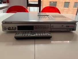 Pioneer DVR-233 DVD Recorder Player. Grabador de video profesional. pasa tus videos de VHS o Betamax a DVD
