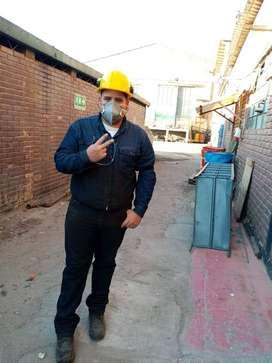 Me ofrezco como ayudante de construccion
