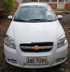 Chevrolet aveo emotion 1.6 full 2016