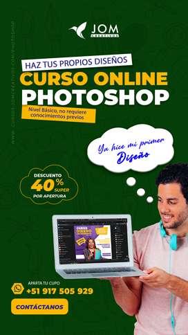 Curso Online de Photoshop Básico