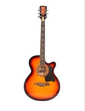 Guitarra Electro Acústica Crusader Cf6000fm Electroacústica