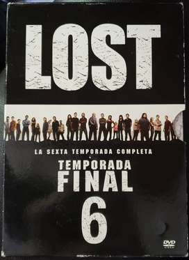 LOST (PERDIDO): La sexta y última temporada completa