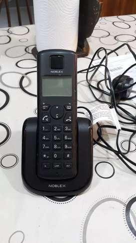 telefono inalambrico noblex Mod.NDT2000