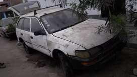 Respuestos de carrocería Toyota Corolla y Nissan Avenir
