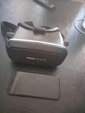 Combo celular Samsung J4 + Realidad virtual