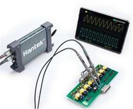 Osciloscopio Hantek Idso1070a Wifi Usb 2 Canales 70mhz