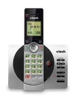 telefono inalambrico dect 6.0 con contestador digital y alta