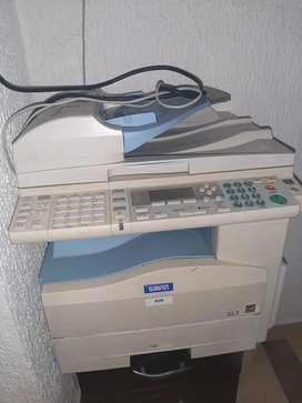 Vendo impresora Savin 920