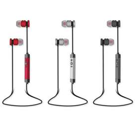 Auriculares Bluetooth Deportivos Efftec In Ear Magneticos