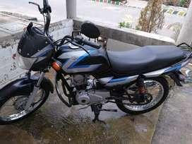 Vendo moto boxer ct en perfectas condiciones soat