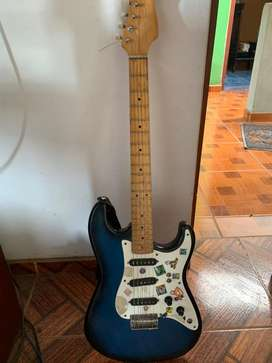 Vendo guitarra electrica