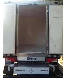 Sprinter 415 furgon termico ideal reparto