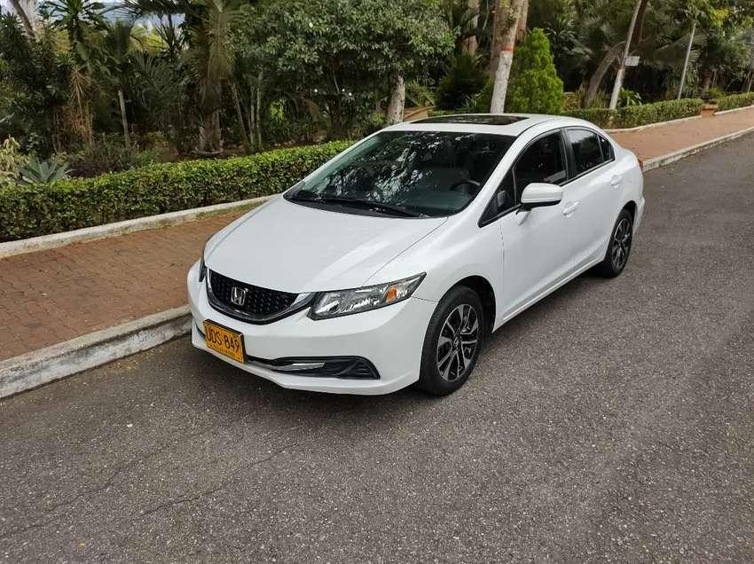 Honda Civic Exl Automático 0