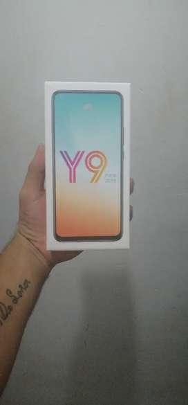 Huawei Y9 Prime ( 1 mes de uso, se entrega con factura)