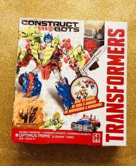 Transformers Dinobot Optimus Prime