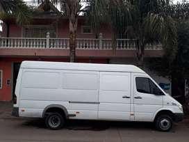 Sprinter furgon duales larga 2008