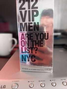 212 NYC MEN perfume  carolina herrera100ml