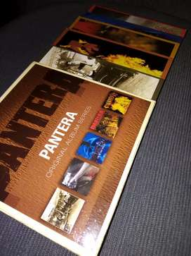Colección de CD y DVD