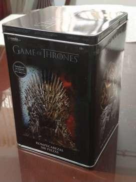 Rompecabezas Game of Thrones