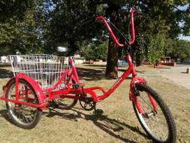 Tricicleta rodado 20