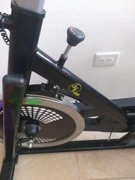 Bicicleta Estatica 1 Mes de Uso