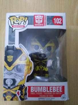 Pop movies Bumblebee