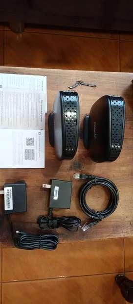 Antique Colombia vende o cambia dos Router Enrutadores nuevos