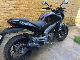 Vendo moto DOMINAR 400
