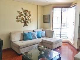 Apartamento en venta (Norte de Bogotá)