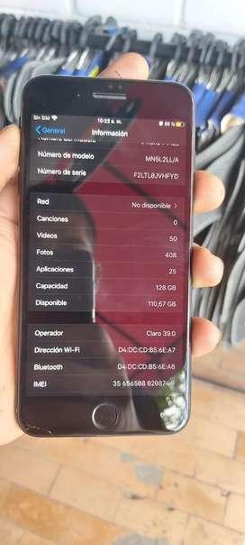 Iphone 7 plus 128Gb , necesita TURBO SIM O BANDAS